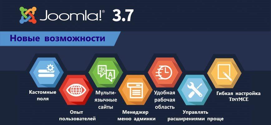 Обновление Joomla 3.7