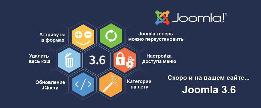 Вышла Joomla 3.6 Beta 1